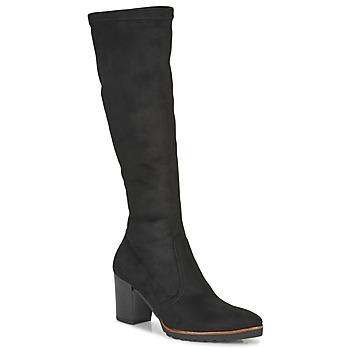 Schoenen Dames Hoge laarzen Dorking THAIS Zwart