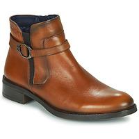 Schoenen Dames Laarzen Dorking TIERRA Brown
