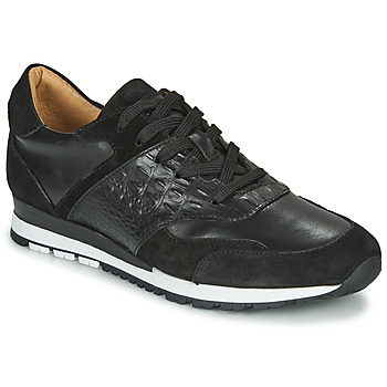 Schoenen Heren Lage sneakers Brett & Sons SUZI Zwart