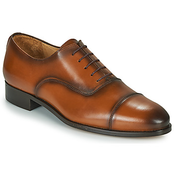 Schoenen Heren Derby Brett & Sons SUZINE Brown