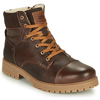 Schoenen Jongens Laarzen Bullboxer ALL518E6LA-BRWN Brown