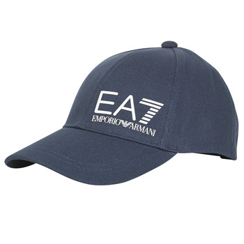 Accessoires Heren Pet Emporio Armani EA7 TRAIN CORE ID M LOGO CAP Marine