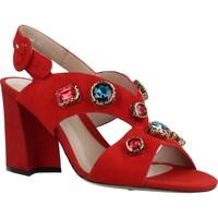 Schoenen Dames Sandalen / Open schoenen Bruno Premi BZ3802X Rood