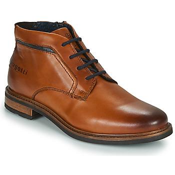 Schoenen Heren Laarzen Bugatti NELS Brown