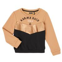 Textiel Meisjes Sweaters / Sweatshirts Ikks XR15012 Brown