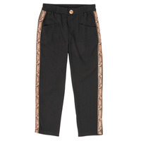 Textiel Meisjes 5 zakken broeken Ikks XR22012 Zwart