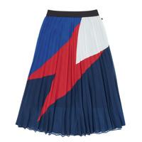 Textiel Meisjes Rokken Ikks XR27052 Blauw