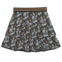 Textiel Meisjes Rokken Ikks XR27082 Zwart