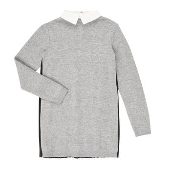 Textiel Meisjes Korte jurken Ikks XR30082 Grijs
