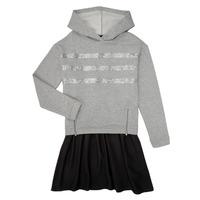 Textiel Meisjes Korte jurken Ikks XR30112 Grijs