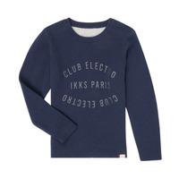 Textiel Jongens Truien Ikks XR18003 Blauw