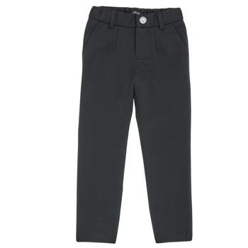 Textiel Jongens 5 zakken broeken Ikks XR23023 Zwart