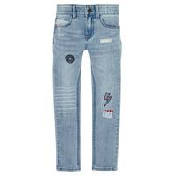 Textiel Jongens Skinny jeans Ikks XR29053 Blauw