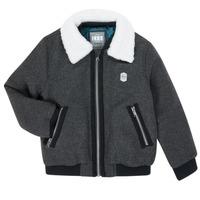 Textiel Jongens Wind jackets Ikks XR40083 Grijs