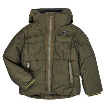 Textiel Jongens Dons gevoerde jassen Ikks XR41123 Brown