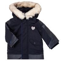 Textiel Meisjes Parka jassen Ikks XR42000 Blauw