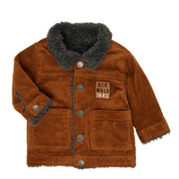 Textiel Jongens Wind jackets Ikks XR40051 Brown