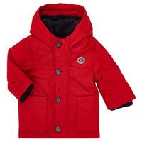 Textiel Jongens Parka jassen Ikks XR42001 Rood