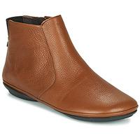 Schoenen Dames Laarzen Camper RIGHT NINA Brown