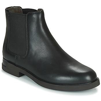 Schoenen Dames Laarzen Camper IMN0 Zwart