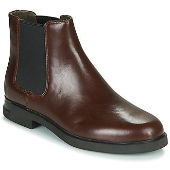 Schoenen Dames Laarzen Camper IMN0 Brown