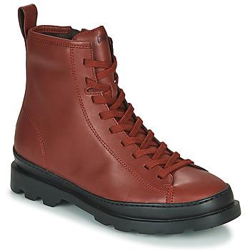 Schoenen Dames Laarzen Camper BRUTUS Brown