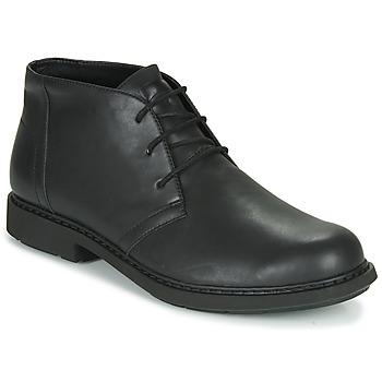 Schoenen Heren Laarzen Camper MILX Zwart