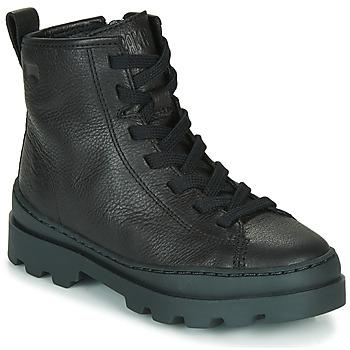 Schoenen Kinderen Laarzen Camper BRUTUS Zwart