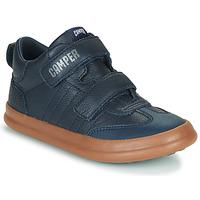 Schoenen Kinderen Lage sneakers Camper POURSUIT Marine