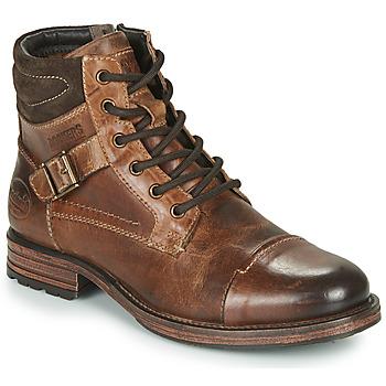 Schoenen Heren Laarzen Dockers by Gerli 43DY008 Brown