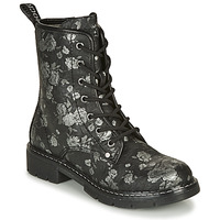 Schoenen Dames Laarzen Dockers by Gerli 45PN201 Zwart