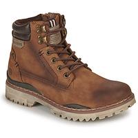 Schoenen Heren Laarzen Dockers by Gerli 47LY001 Brown