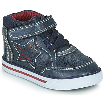 Schoenen Jongens Hoge sneakers Chicco FLORINDO Blauw