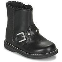 Schoenen Meisjes Hoge laarzen Chicco CANCAN Zwart