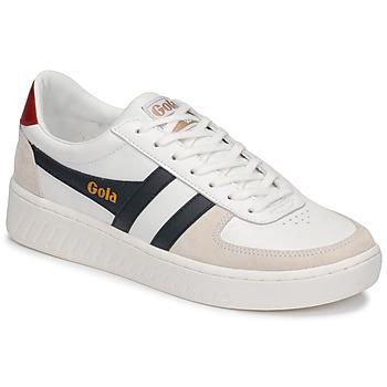 Schoenen Heren Lage sneakers Gola GRANDSLAM CLASSIC Wit / Marine