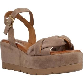 Schoenen Dames Sandalen / Open schoenen Café Noir HF532 Bruin