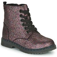Schoenen Meisjes Laarzen Tom Tailor 71004-VIOLET-C Violet