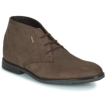 Schoenen Heren Laarzen Clarks RONNIE LOGTX Brown