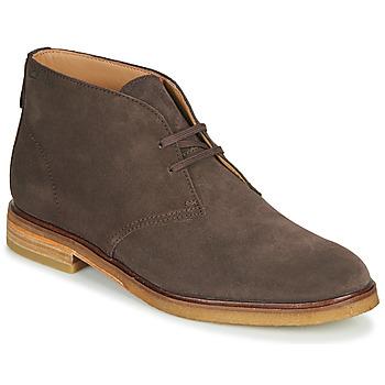Schoenen Heren Laarzen Clarks CLARKDALE DBT Brown