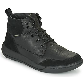 Schoenen Heren Laarzen Clarks ASHCOMBEHIGTX Zwart