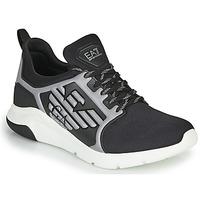 Schoenen Heren Lage sneakers Emporio Armani EA7 XCC55 Zwart