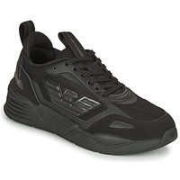 Schoenen Heren Lage sneakers Emporio Armani EA7  Zwart