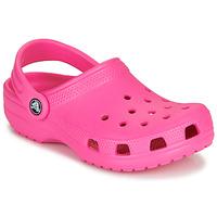 Schoenen Kinderen Klompen Crocs CLASSIC KIDS Roze