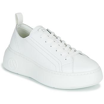 Schoenen Dames Lage sneakers Armani Exchange XCC64-XDX043 Wit