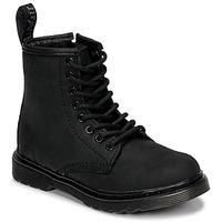 Schoenen Kinderen Laarzen Dr Martens 1460 SERENA MONO J Zwart