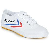 Schoenen Lage sneakers Feiyue FE LO 1920 Wit / Blauw / Rood