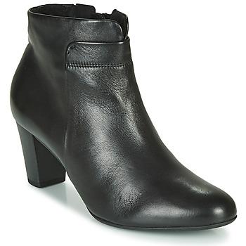 Schoenen Dames Enkellaarzen Gabor 5296157 Zwart