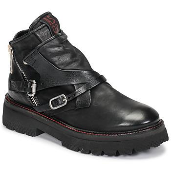 Schoenen Dames Laarzen Airstep / A.S.98 NATIVE Zwart
