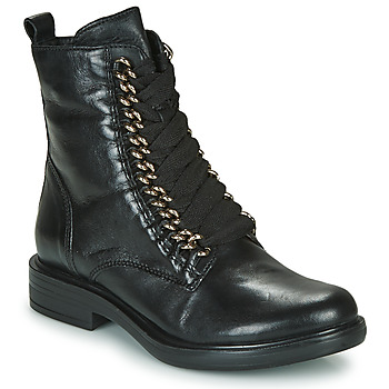 Schoenen Dames Laarzen Mjus CAFE CHAIN Zwart
