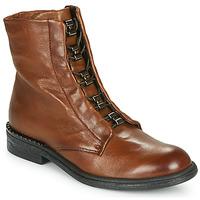 Schoenen Dames Laarzen Mjus PALLY Brown